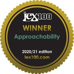 The Lex 100 - Featured Firm: Approachability