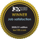 The Lex 100 - Featured Firm: Job Satisfaction