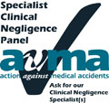 AvMA - Specialist Clinical Negligence Panel - Action against Medical Accidents
