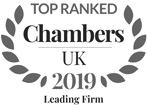 Chambers UK 2018 Leading Firm
