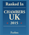 Chambers UK 2015 Leading Firm