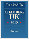 Ranked in Chambers UK 2015 - Leading Firm