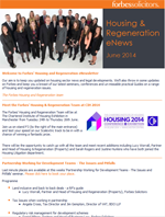 Housing & Regeneration eNews - June 2014 (19129)