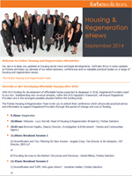 Housing & Regeneration eNews - September 2014 (21193)