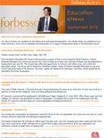 Education eNews - September 2014 (21203)