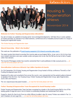 Housing & Regeneration eNews - November 2014 (22217)