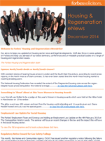 Housing & Regeneration eNews - December 2014 (25203)