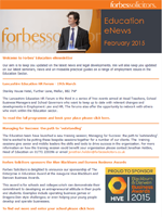 Education eNews - February 2015 (26216)