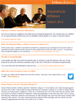 Insurance eNews March 2015 (27213)