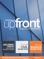 Upfront Vol FOUR // Spring 2015 - The Housing & Regeneration Edition (30241)