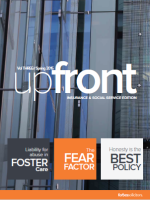 Upfront Vol Three // Spring 2015// Insurance - Social Services Edition (31242)