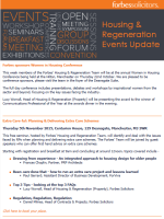 Housing & Regeneration Events Update (33307)