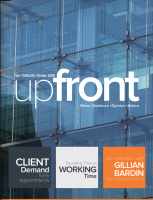 Upfront Vol Twelve // Winter 2015 - The Commercial Edition (34330)