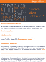 Insurance eNews October 2016 (36522)