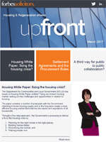 Housing & Regeneration eNews - March 2017 (38622)