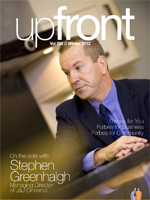 Upfront Vol Six // Winter 2012 - The Commercial Edition (4061)