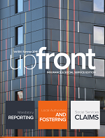 Upfront Vol Six // Summer 2018// Insurance - Social Services Edition (44890)