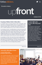Education newsletters