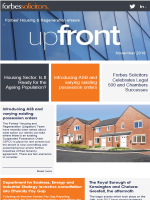 Housing & Regeneration eNews - November 2018 (44969)