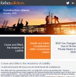 Construction newsletters