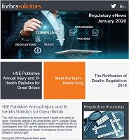 Regulatory eNews // January 2020 (45747)