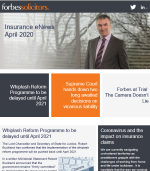 Insurance eNews// April 2020 (46951)