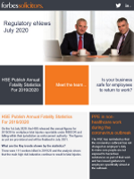 Regulatory eNews // July 2020 (47119)