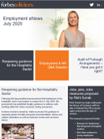 Employment eNews // July 2020 (47121)