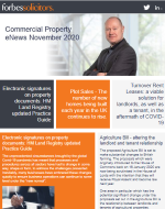 Commercial Property newsletters