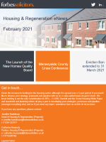 Housing & Regeneration eNews // February 2021 (47505)