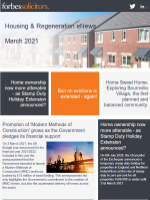 Housing newsletters