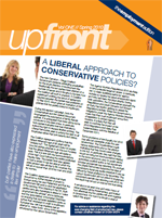 Upfront Vol ONE // Spring 2010 - The Employment Edition (656)