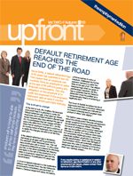 Upfront Vol TWO // Autumn 2010 - The Employment Edition (737)