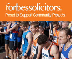 Forbes Solicitors - Proud to support Community projects