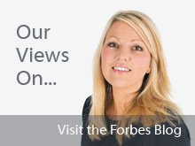 Our views - visit the Forbes blog