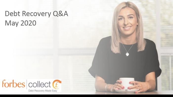 Debt Recovery Q&A - Play video