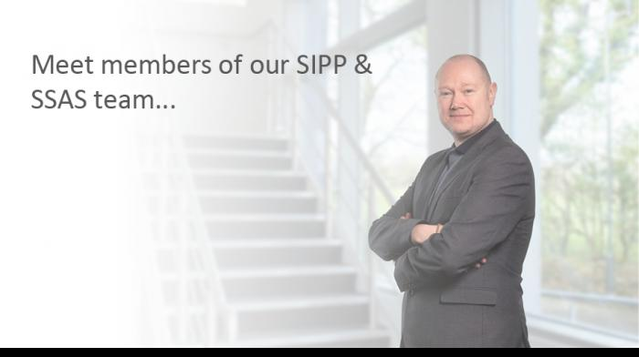 Meet the members of our SIPP & SSAS team - Play video